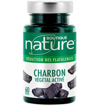 Charbon végétal Activé