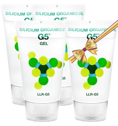 G5 Silicium GEL PACK 3 + 1