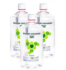 G5 Silicium Organique Pack 3 X 1L
