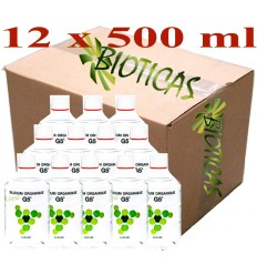 G5 Silicium PACK 12 x 500ml
